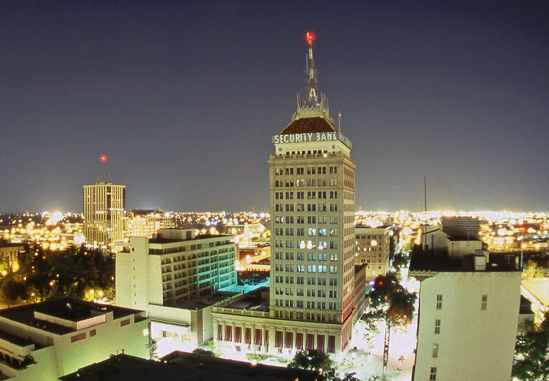 Downtown_Fresno_Night